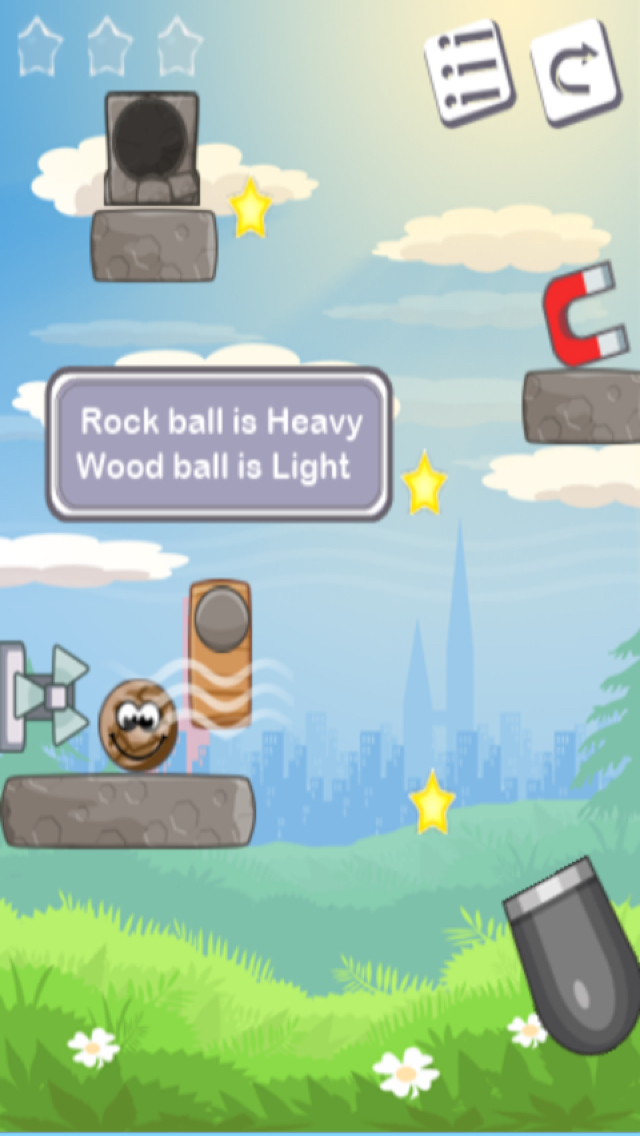Magnetic Iron Ball - Challenge Your Control and Intelligence screenshot 3