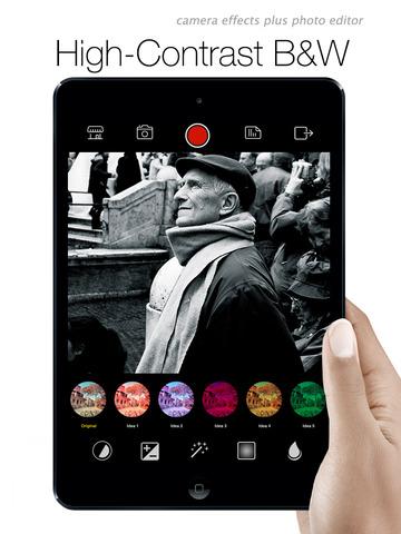 360 Camera Plus Pro - camera effects & filters plus photo editor screenshot 8
