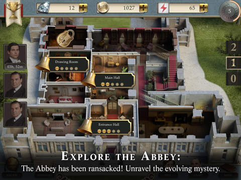 Downton Abbey: Mysteries of the Manor screenshot 7