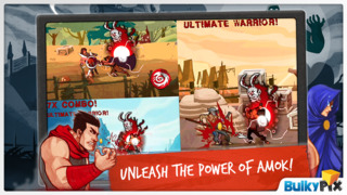 Amok - The Villain Heroes screenshot #5
