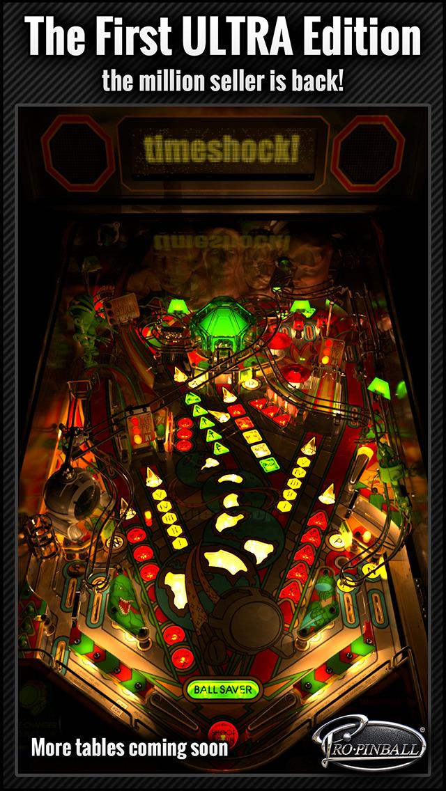 Pro Pinball screenshot 1