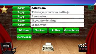 Do Not Answer screenshot 2