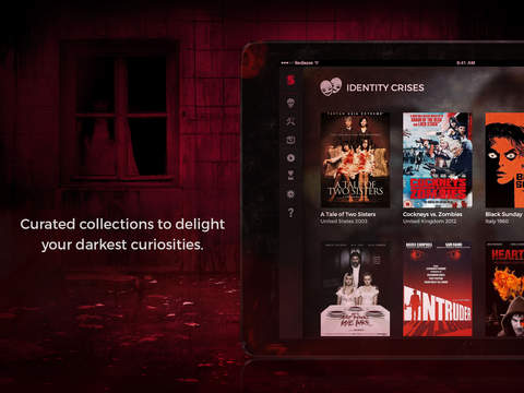 Shudder: Horror & Thrillers screenshot 7