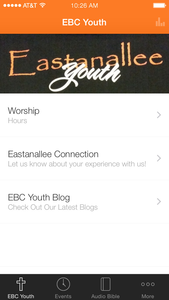 Eastanallee Youth screenshot 1