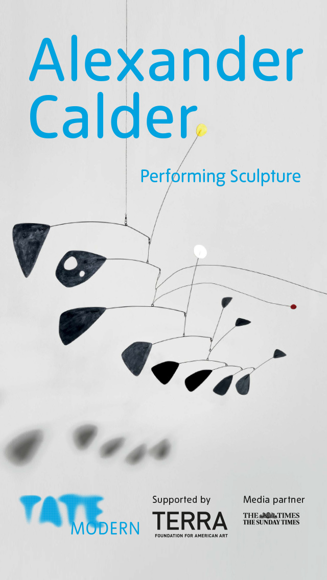 Alexander Calder: Performing Sculpture screenshot 1
