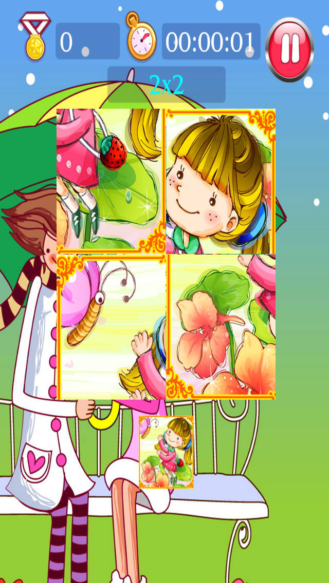 My Princess puzzle screenshot 2