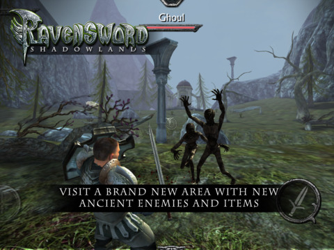 Ravensword: Shadowlands screenshot 6