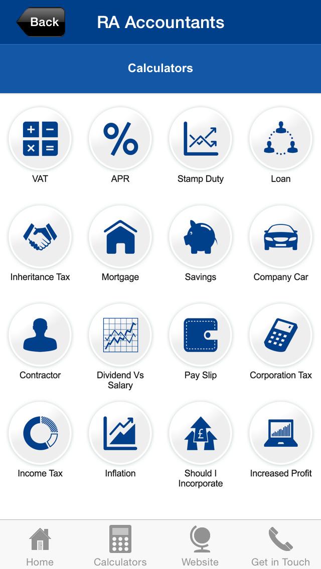 RA Accountants screenshot #3