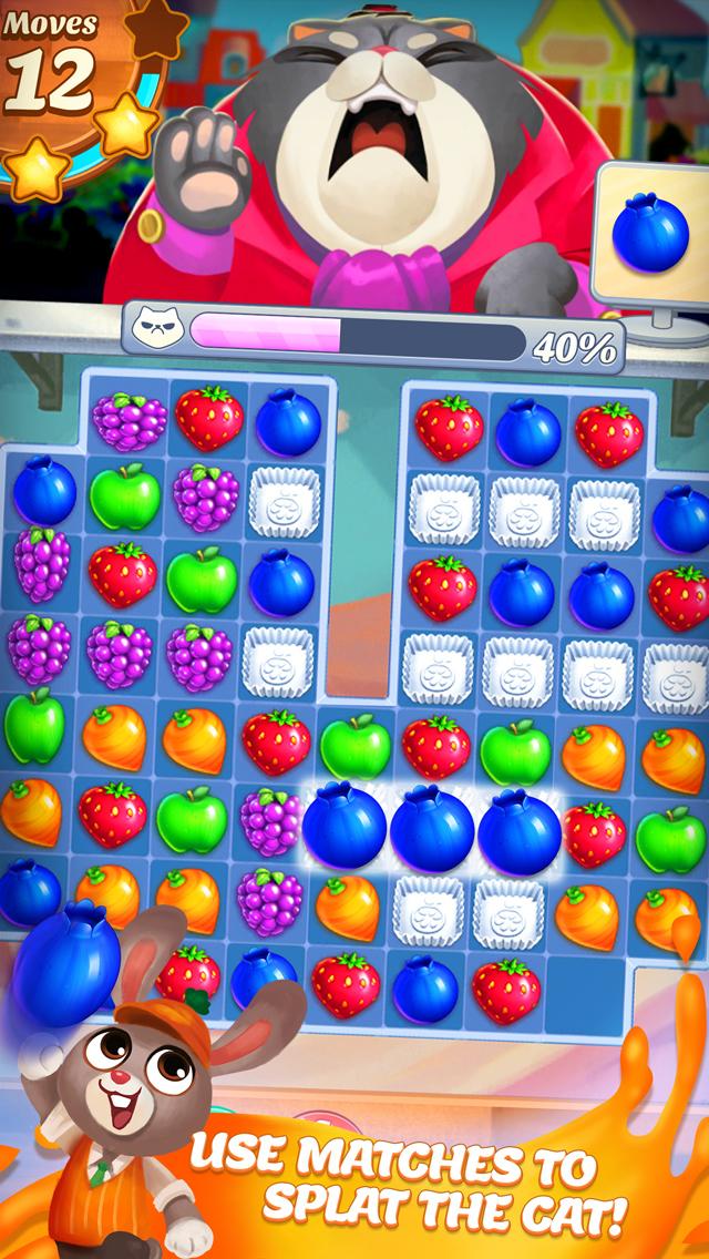 Juice Jam! Match 3 Puzzle Game screenshot 3
