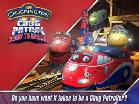 Chug Patrol: Ready to Rescue - Chuggington Book screenshot 6