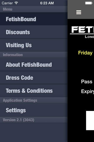 FetishBound - náhled