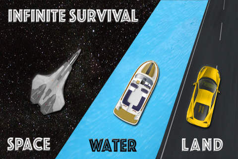 Infinite Survival (Land, Sea & Space) Free - náhled