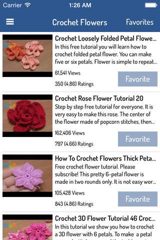 Crochet Guide - Best Video Guide - náhled