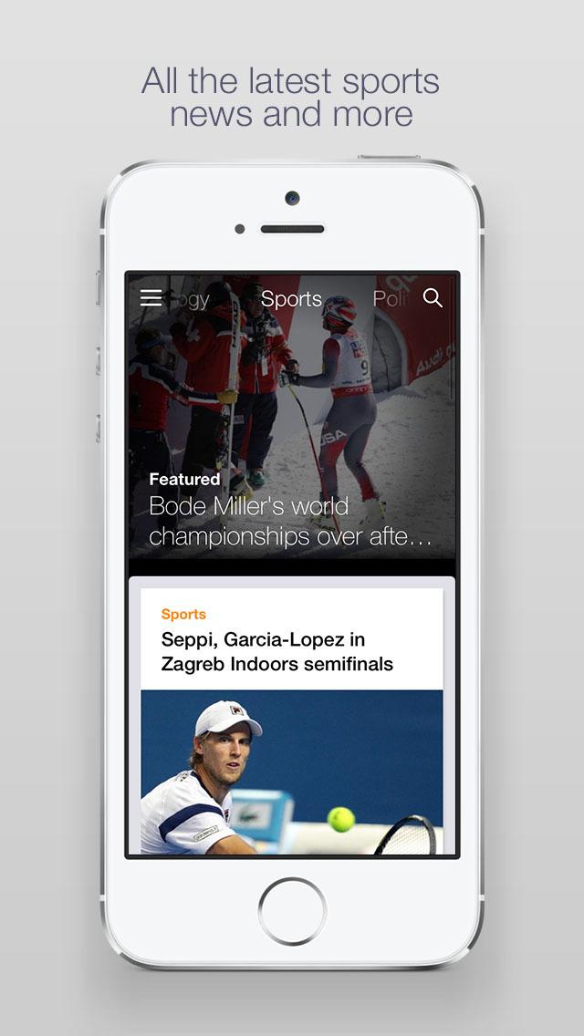 Yahoo News: Live Breaking News screenshot 5