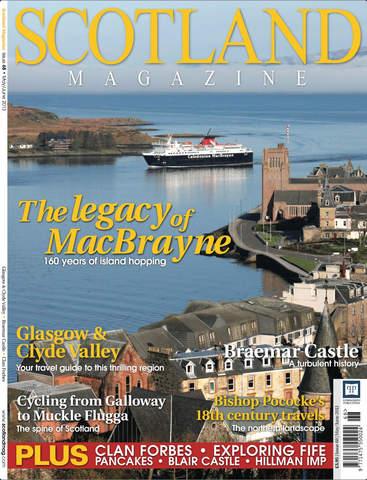 Scotland Magazine screenshot 6