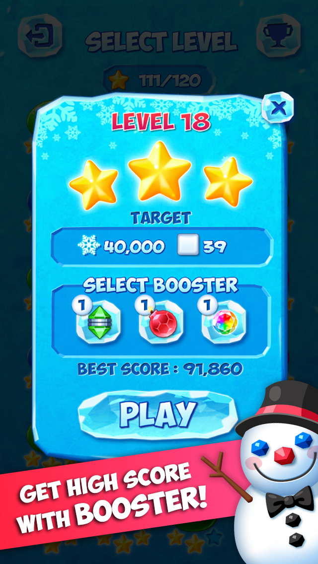 Jewel Pop Mania: Match3Puzzle! screenshot 3