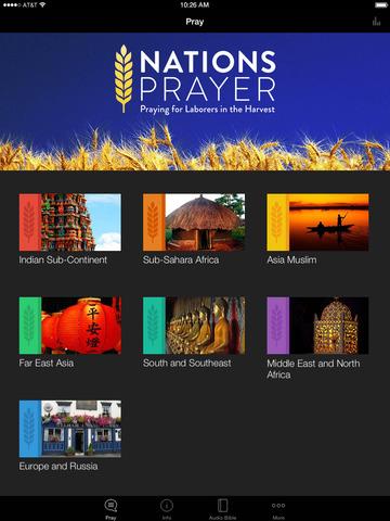 Nations Prayer screenshot 4