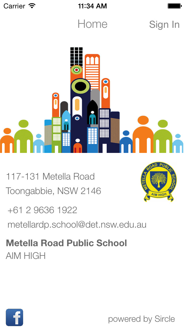 Metella Road Public School screenshot 2