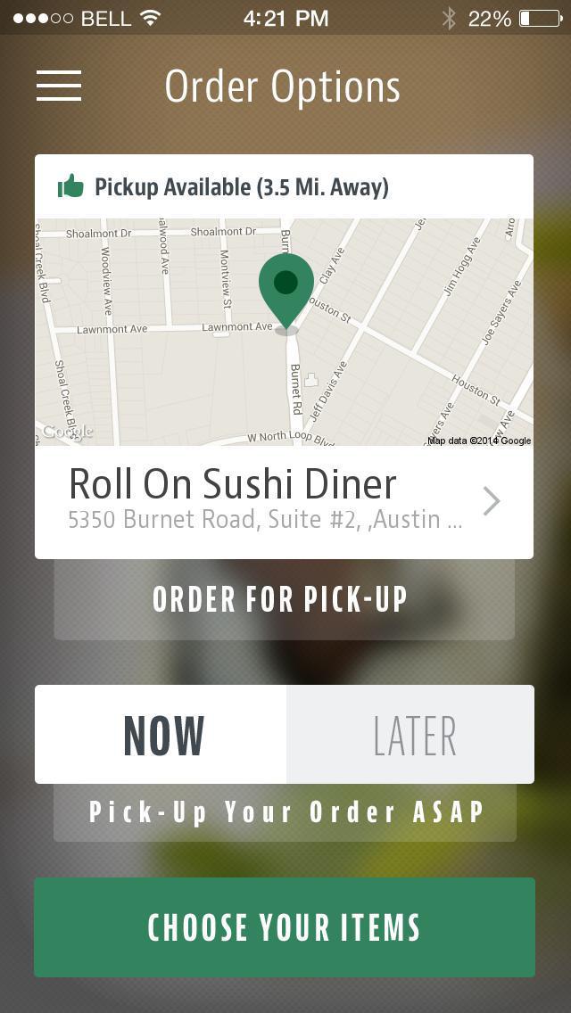 Roll On Sushi Diner screenshot 2