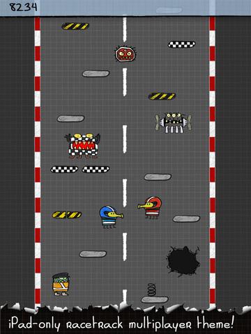 Doodle Jump HD screenshot 3