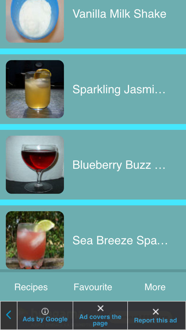 Refreshing Summer Drinks screenshot 3