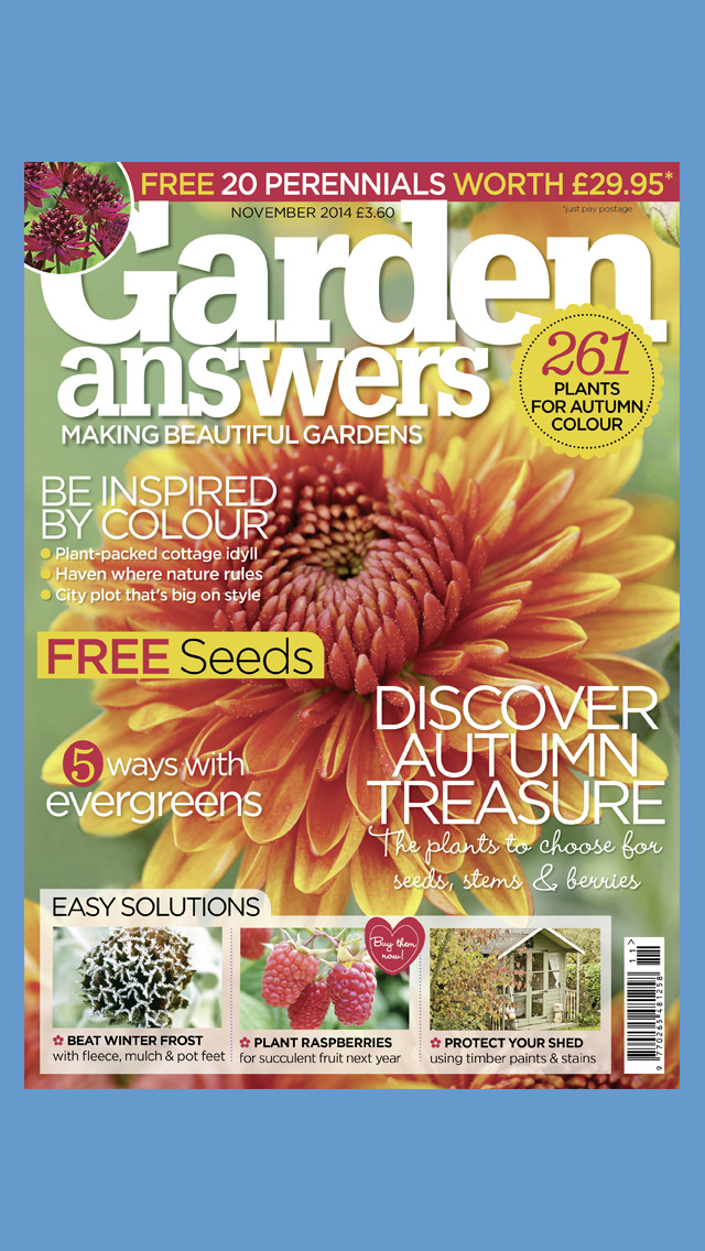 Garden Answers Magazine Apps 148apps