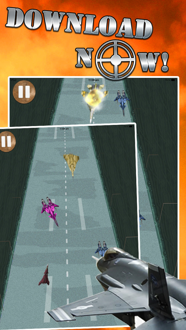 Ace Jet Race Pro screenshot 5