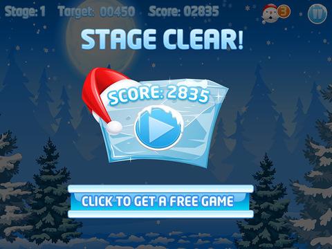 Christmas Emoticon Bloons - Pop the Frozen Bubble Emoji FREE (iPad