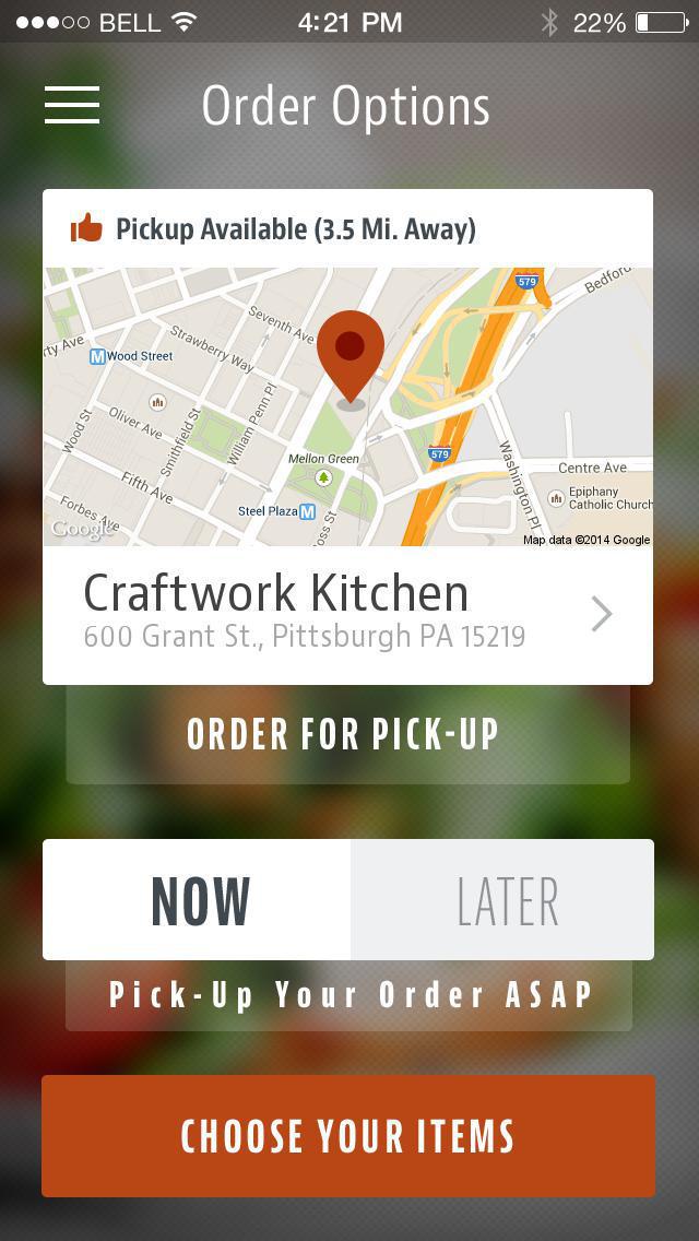 Craftwork Kitchen screenshot 2