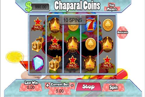 777 AriChaparal Coins HD - náhled