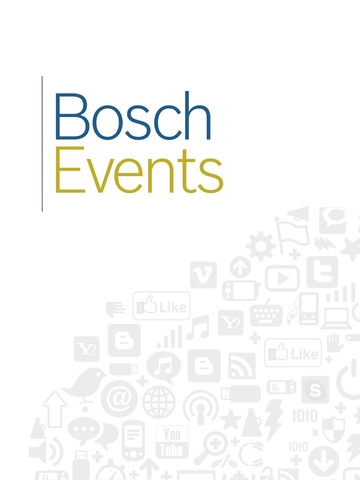 Bosch Events screenshot 3
