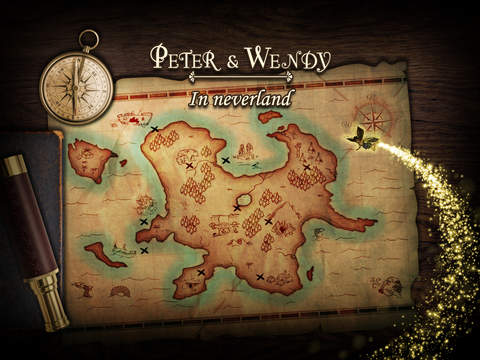 Hidden Object: Peter & Wendy in Neverland (FULL) screenshot 6