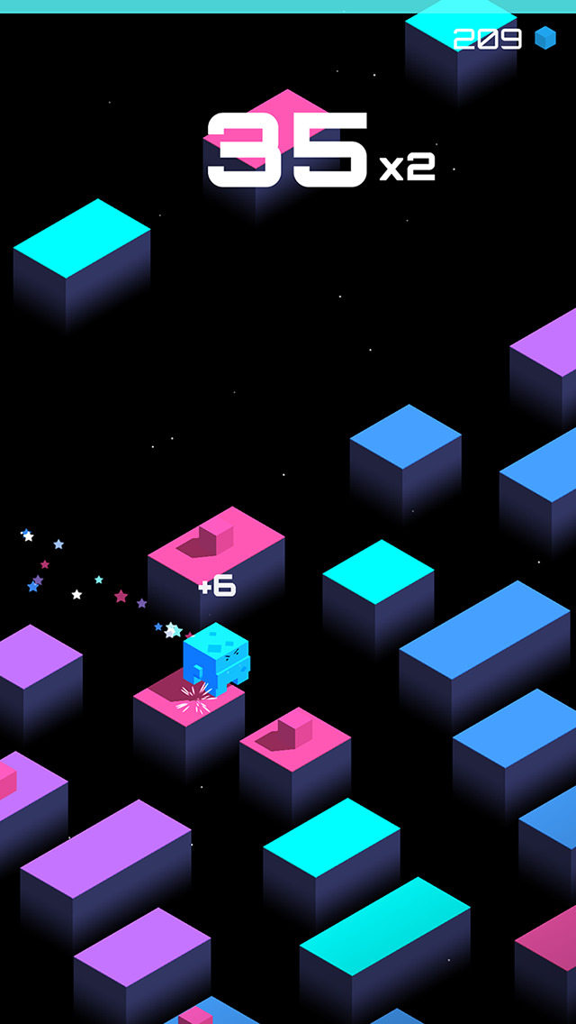 Cube Jump screenshot 4