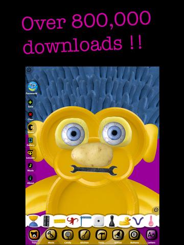 Faces iMake - Right Brain Creativity screenshot 4