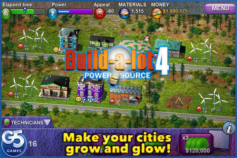 Build-a-lot 4: Power Source (Full) - náhled