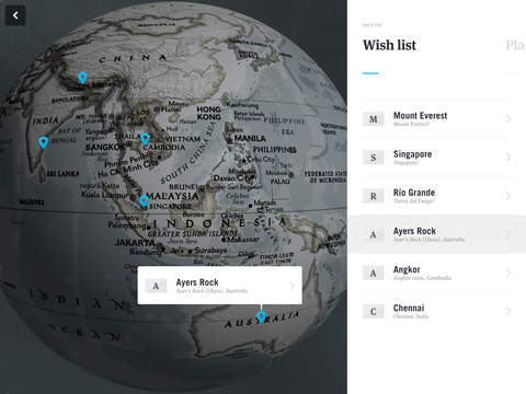 National Geographic World Atlas screenshot 10
