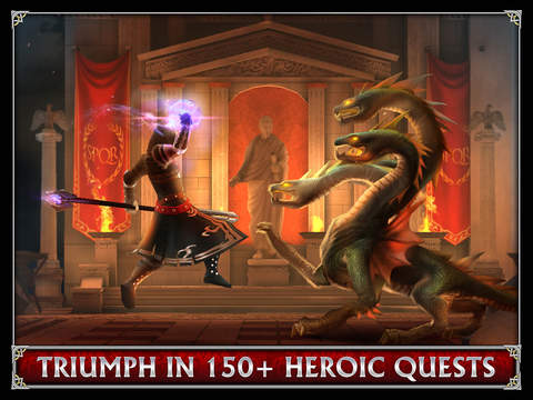 Blood & Glory: Immortals screenshot 7