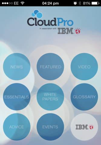 Cloud Pro - náhled