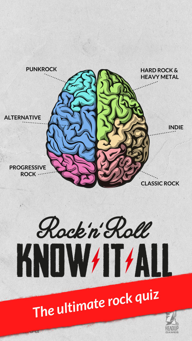 Rock'n'Roll Knowitall screenshot 1