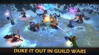 Age of warriors - dragon magic screenshot 4