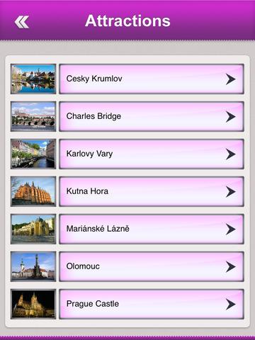 Czech Republic Tourism Guide screenshot 8