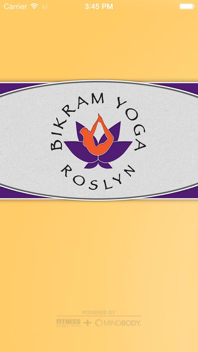 Bikram Yoga Roslyn screenshot #1