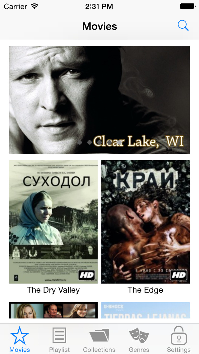 Movies & TV Shows screenshot 1