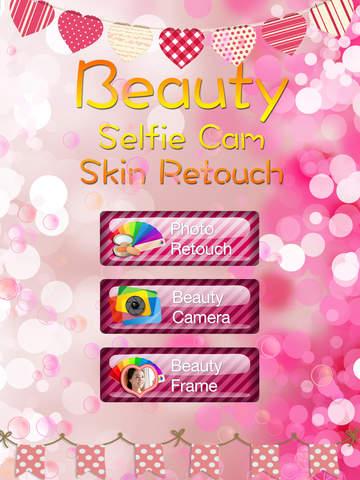 Beauty Selfie Facing Camera screenshot 10