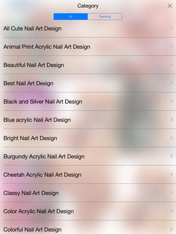 Nail Art Design Ideas PRO, Nail Paint Designs screenshot 7