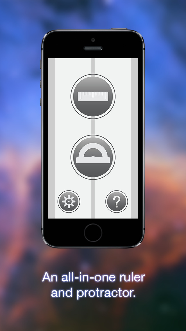 Flying Ruler Pro screenshot 2
