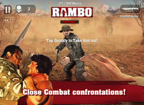 Rambo - The Mobile Game screenshot 9