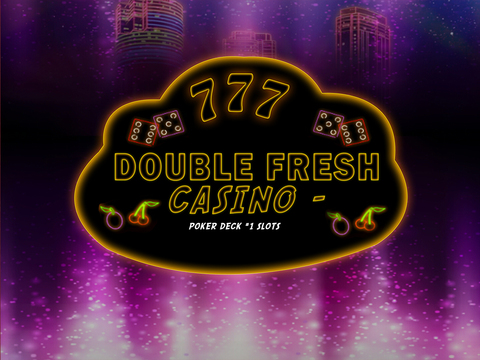 Double Fresh Casino - Poker Deck #1 Slots screenshot 6