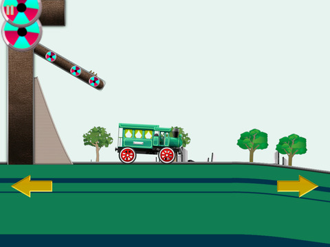 Free Train Game Addictive Train Delivery screenshot 6