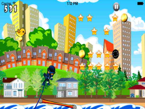 Hero Jump Pro : Transformer of battles screenshot 6